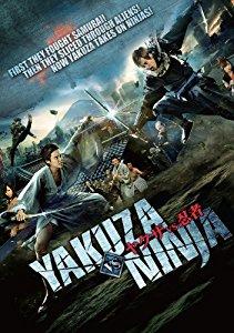 Yakuza vs. Ninja
