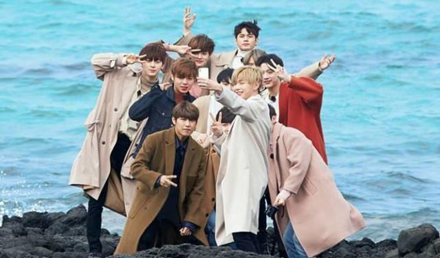 Wanna One Go In Jeju